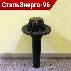 Воронка чугунная водосточная Ву-100